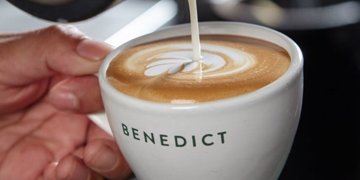Coffee at Benedict Pacific Place