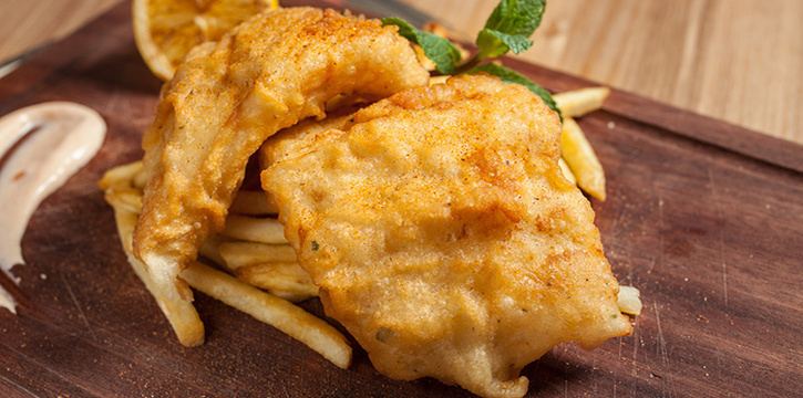 Fish and Chips, Cali-Mex, Stanley, Hong Kong