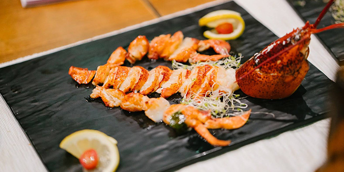 Nai You Lobster from The Quarters in Tanjong Pagar, Singapore