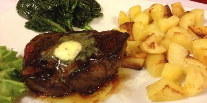 Tenderloin Fillet BBQ_Special Menu from  Salute Italian Restaurant in Patong, Phuket, Thailand.