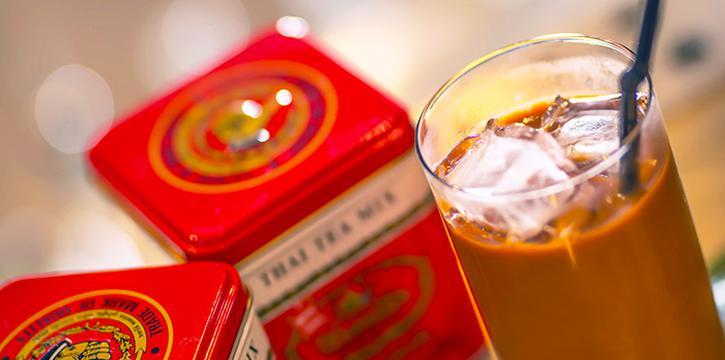 Thai Milk Tea, Cafe Siam, Kennedy Town, Hong Kong