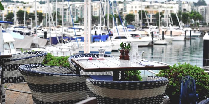 Exterior of Bayswater Kitchen at Marina at Keppel Bay, Singapore