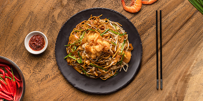 Black Pepper Char Kway Teow from Latest Recipe at Le Méridien in Sentosa, Singapore