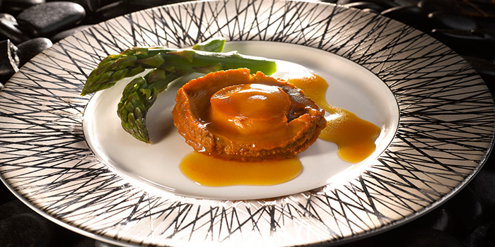 Braised 3 Head Australian Abalone from Crystal Jade Dining IN in VivoCity in Harbourfront, Singapore