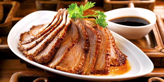 Teochew Braised Duck from Zui Yu Xuan Teochew Cuisine at Far East Square in Telok Ayer, Singapore