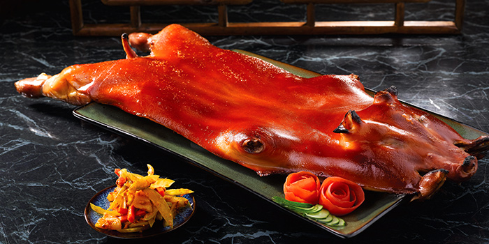 Teochew Style Roast Suckling Pig from Chui Huay Lim Teochew Cuisine in Newton, Singapore