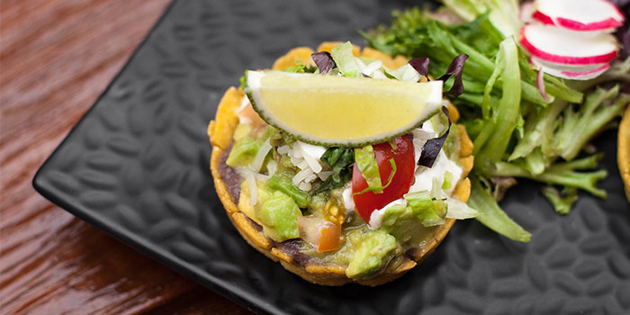 Mashed Avocado Sopes from Comida Mexicana in East Coast, Singapore