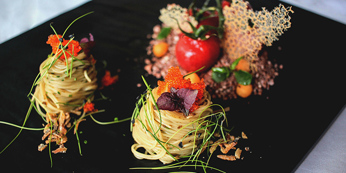 Pasta from Cali, Park Avenue Changi Hotel in Changi, Singapore