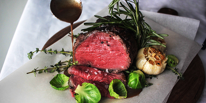 Roast Beef from Cali, Park Avenue Changi Hotel in Changi, Singapore