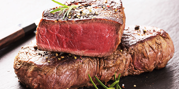 Steak from Cali @ Changi in Changi, Singapore