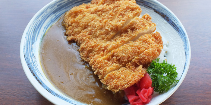 Chicken Cutlet Curry from Tsukiji Fish Market Restaurant at Orchard Central in Orchard, Singapore