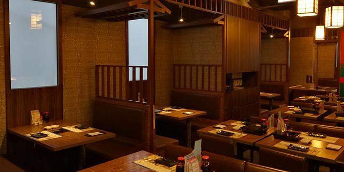 Dining Area, Matsumoto Japanese Cuisine, Mong Kok, Hong Kong