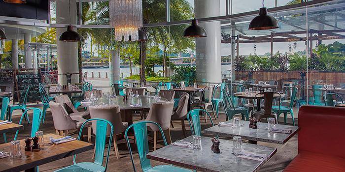 Dining Area of Jamie