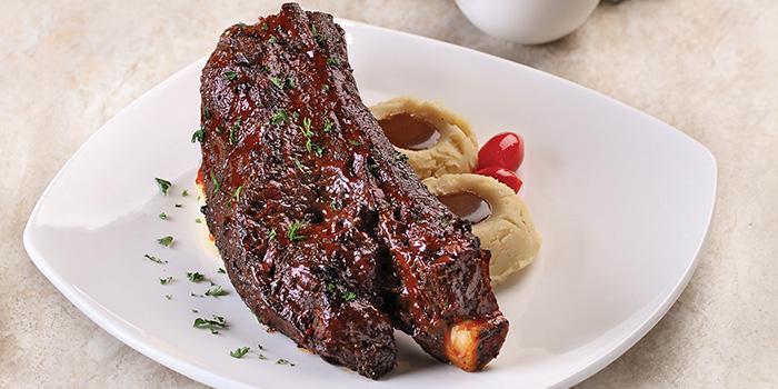 Braised U.S. Beef Ribs from Earle Swensen