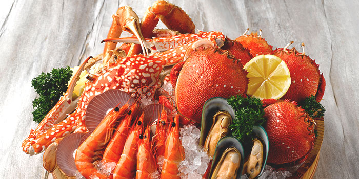 Crustacean Bar from Four Points Eatery at Sheraton Singapore Riverview in Robertson Quay, Singapore
