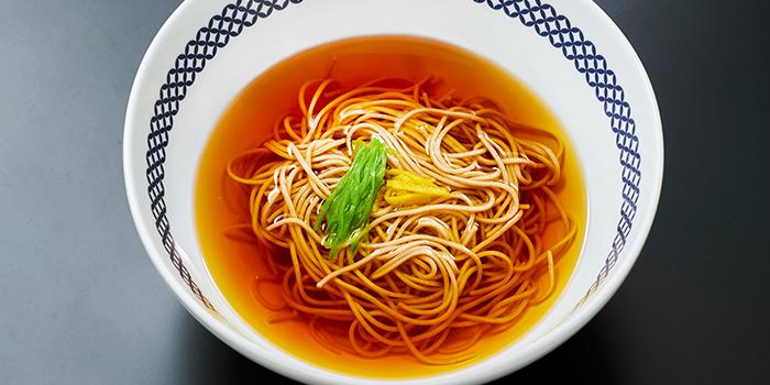 Spicy Soba from Nadai Fujisoba Ni-hachi at 100AM in Tanjong Pagar, Singapore
