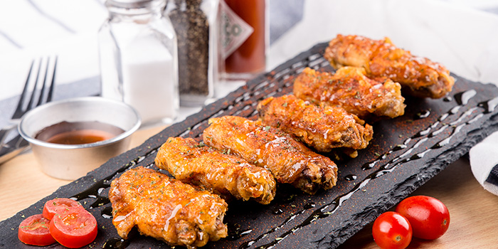 Paprika Honey Wings from G