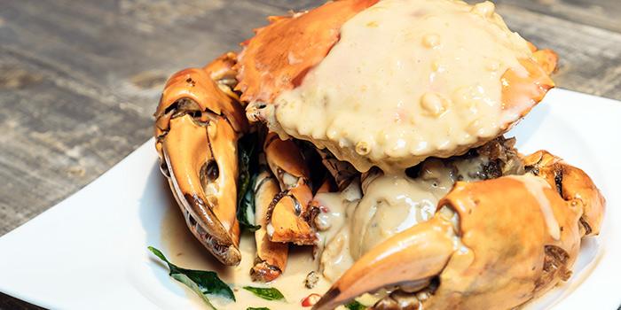 Orgasmic Crab from HolyCrab in Bugis, Singapore