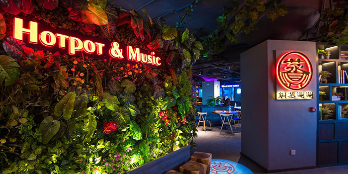 Interior, Copper Music Hotpot, Jordan, Hong Kong