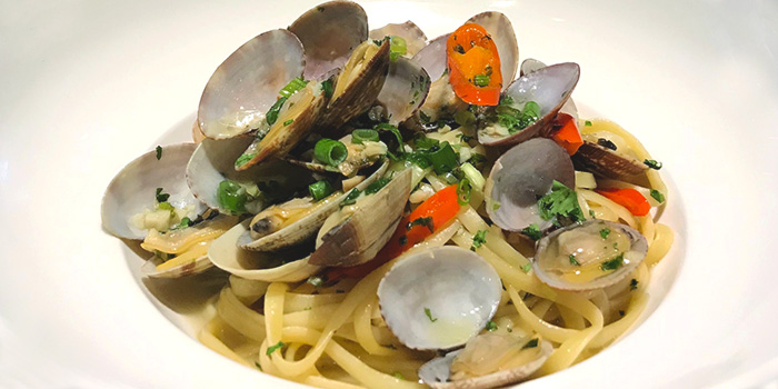 Asian Vongole from Local Restaurant & Bar at 30 Bencoolen in Bugis, Singapore
