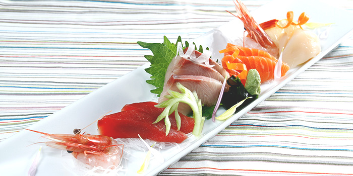 Sashimi from Ootoya (The Clementi Mall) in Clementi, Singapore