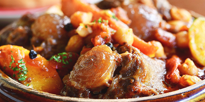 Oxtail Stew from Don Quijote in Dempsey, Singapore
