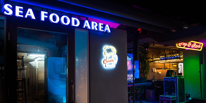 Sea Food Area, Copper Music Hotpot, Jordan, Hong Kong