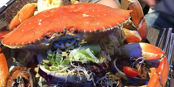 Seafood Platter, JC Room, Mong Kok, Hong Kong