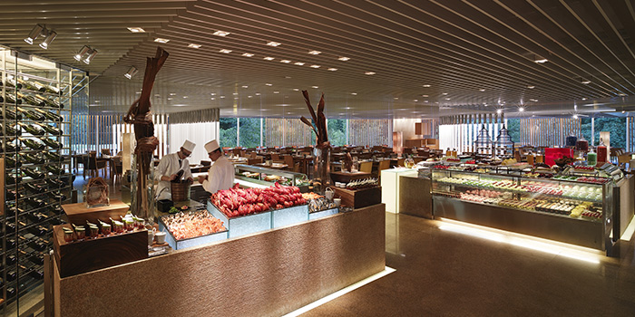 Seafood Station, Cafe TOO, Admiralty, Hong Kong