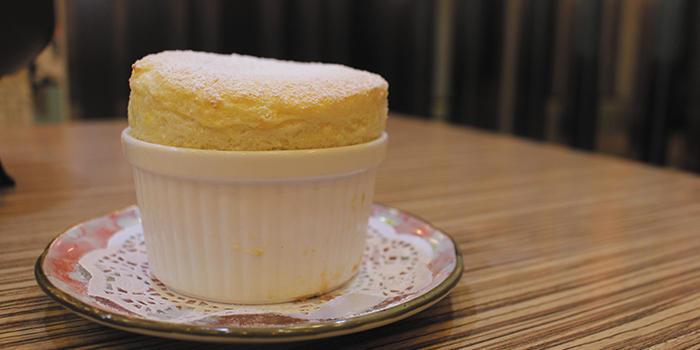 Souffle, BackStreet Steak, Wan Chai, Hong Kong