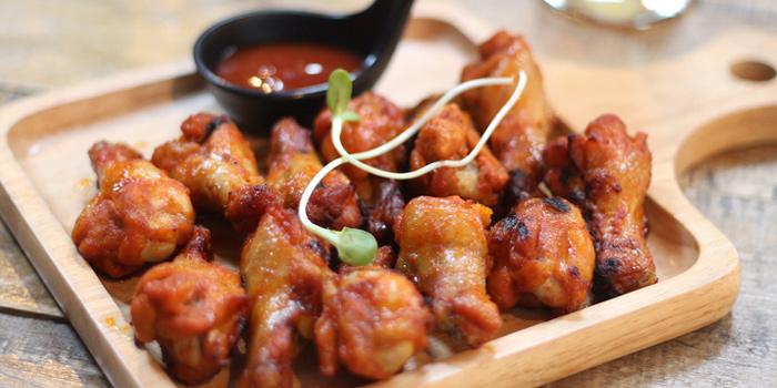 Spicy Buffalo Wings from Wishbeer Home Bar at 1491 Soi Sukhumvit 67, Phra Khanong Nuea, Bangkok