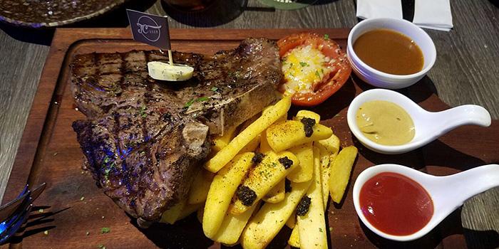 Steak, JC Room, Mong Kok, Hong Kong