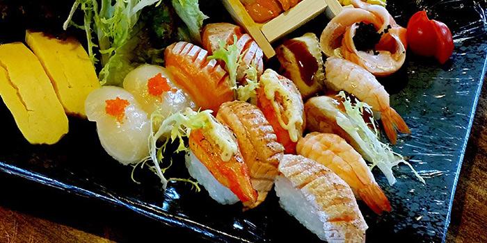 Sushi, Matsumoto Japanese Cuisine, Mong Kok, Hong Kong