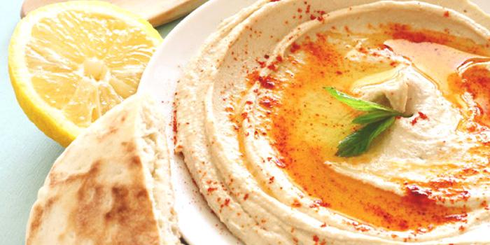 Hummus from Tabbouleh @ Arab Street in Bugis, Singapore