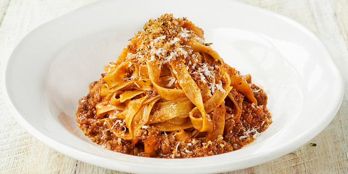 Tagliatelle Bolognese from Jamie