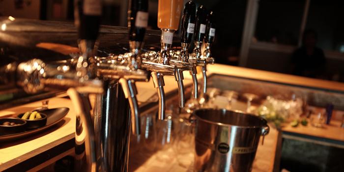 The Bar from Wishbeer Home Bar at 1491 Soi Sukhumvit 67, Phra Khanong Nuea, Bangkok