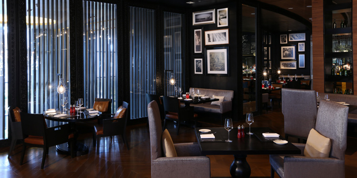 The Dining Room of Marriott Hotel, Sukhumvit Soi 57, Wattana, Bangkok