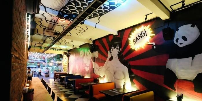 Interior 1 at Ling Ling