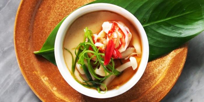 Dish 3 at Ji Restaurant, Bali