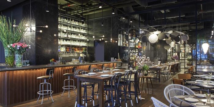 Interior 1 at Greyhound Jakarta