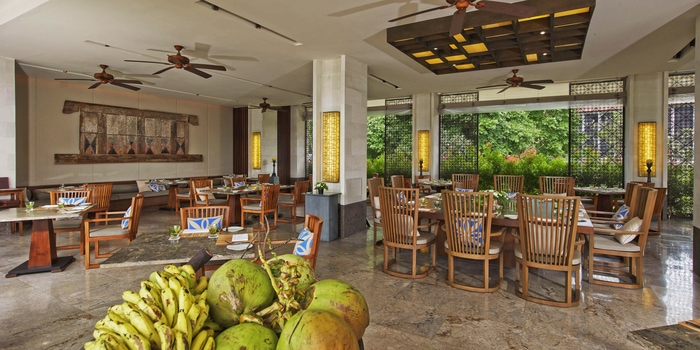 Nyala Beach Club & Grill (Fairmont Sanur Beach Bali)