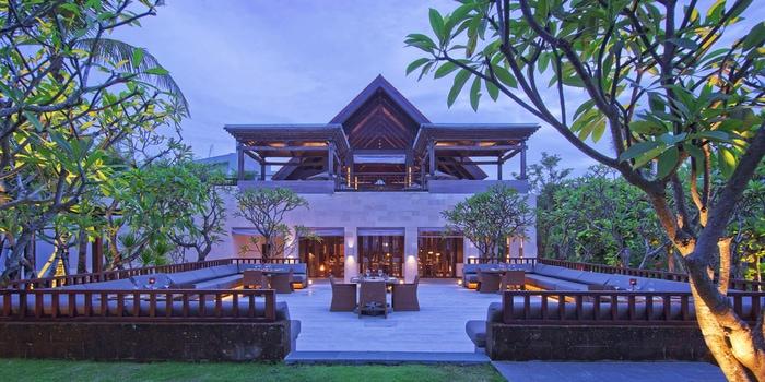Exterior 1 of Layang Layang Restaurant, Sanur