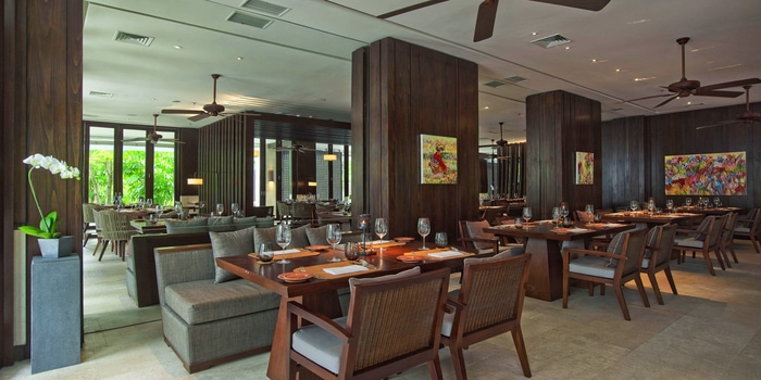 Interior 2 of Layang Layang Restaurant, Sanur