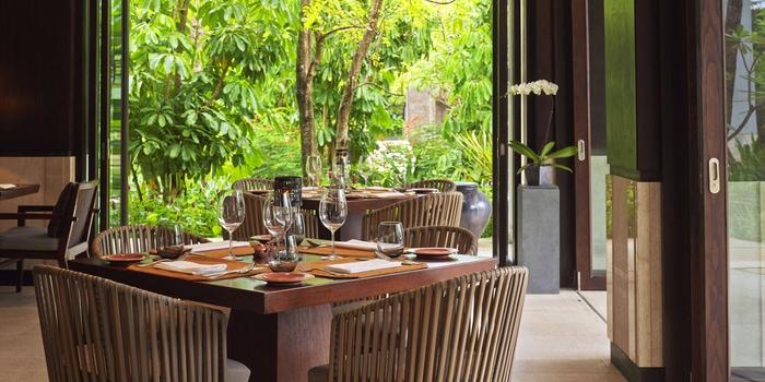 Interior 1 of Layang Layang Restaurant, Sanur
