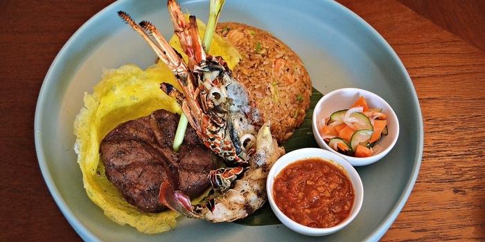 Dish 1 of Layang Layang Restaurant, Sanur