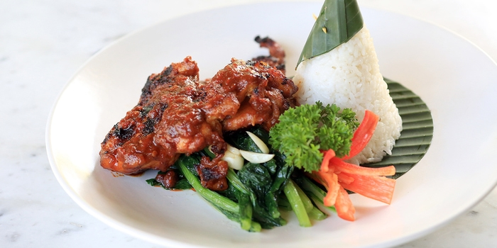 Dish 2 from Jahe Restaurant Bali