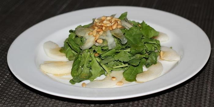 Dish 4 at Trattoria Uluwatu, Bali
