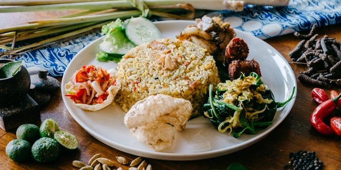 Dish 1 from Meja Kitchen & Bar, Bali