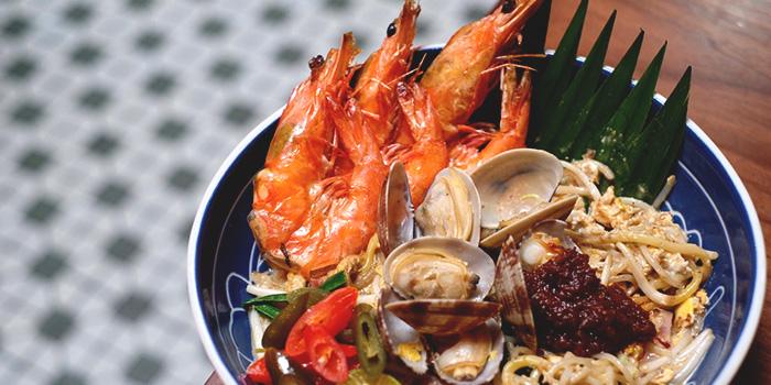 Hokkien Mee from Xiao Ya Tou in Duxton, Singapore