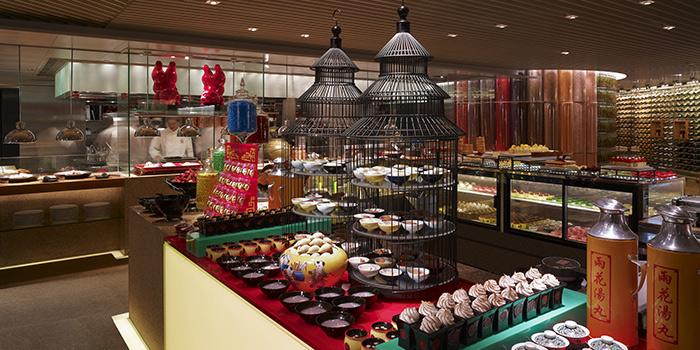 Dessert Bar, Cafe TOO, Admiralty, Hong Kong